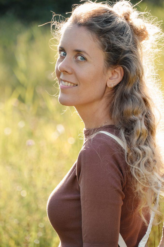 vrouw van de imker photograbee